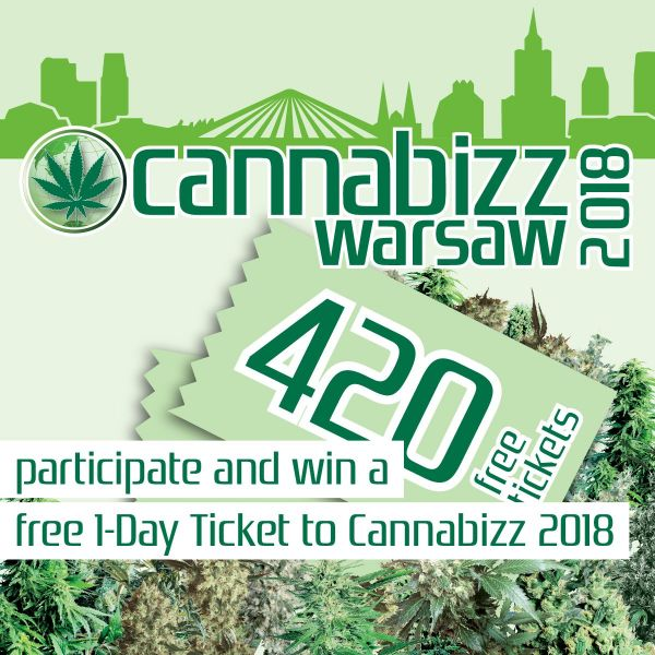 cannabizz free Tickets