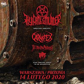Thy Art Is Murder + Carnifex, FFAA