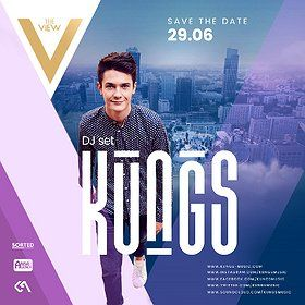 The View presents: KUNGS DJ set!